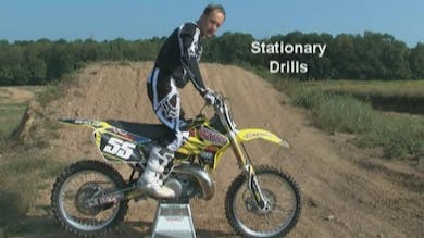 VO3 Video #6 Motocross Basic Jumping Techniques. by Gary Semics MX Schools