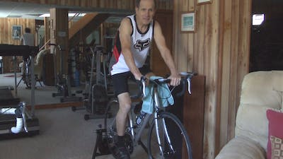 Cardio Bike Trainer Part 1of 3. by Gary Semics MX Schools