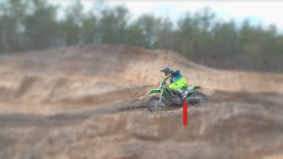 MX Foot Work to Drive Head Forward. by Gary Semics MX Schools