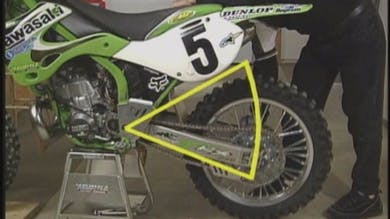 Volume 1 Video 8 Bike Setup. by Gary Semics MX Schools