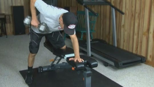 Instant Access to Two Weight Exercise Options. by Gary Semics MX Schools, powered by Intelivideo