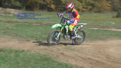 Motocross Figure 8 Practice Drills. by Gary Semics MX Schools