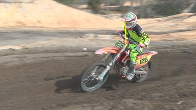 Instant Access to Corner Section Drill at Club MX. by Gary Semics MX Schools, powered by Intelivideo