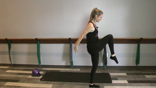 Instant Access to Barre For Weight Loss - 35 min by Love Barre, powered by Intelivideo