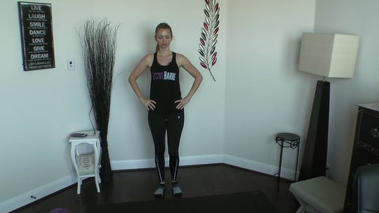 Instant Access to Classic Barre - 45 minutes by Love Barre, powered by Intelivideo