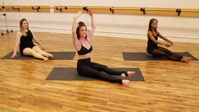 Dancer Refined Abs & Legs by Barre Life