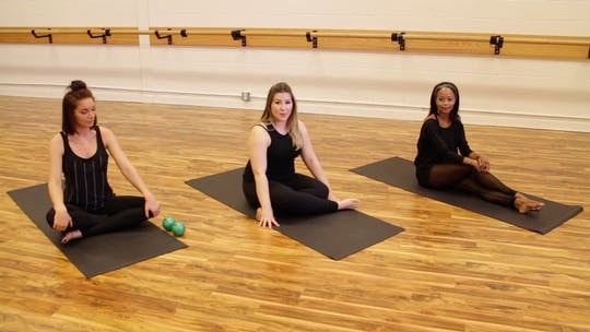 Instant Access to Dancer Refined Abs & Stretch by Barre Life, powered by Intelivideo