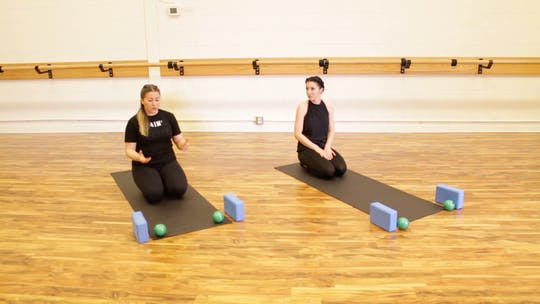 Instant Access to Yoga Arms & Abs by Barre Life, powered by Intelivideo