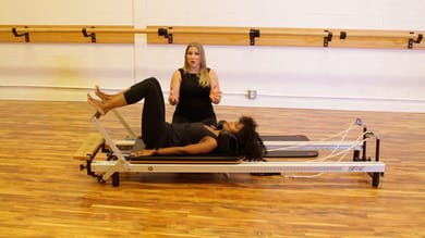 Beginner Pilates Reformer by Barre Life