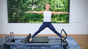 Beginner Reformer Progressive Series with Sheri - Workout 12 by John Garey TV