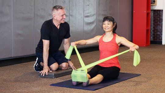 Pilates with Small Props with Raina 3-7-18 by John Garey TV, powered by Intelivideo
