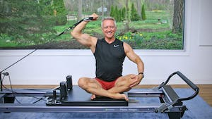 5 Minute Workout Series - Upper Body on the Reformer Workout 1 by John Garey TV