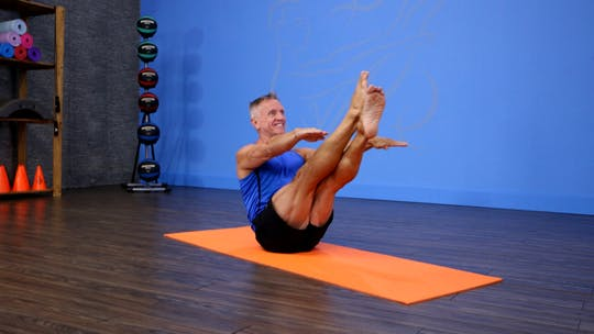 Instant Access to Ranch Mat Series - Level 2, Workout 5 by John Garey TV, powered by Intelivideo