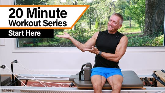 20 Minute Pilates Mat Workout Series by John Garey TV