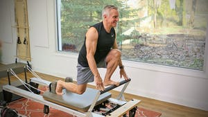 Instant Access to Intermediate Fitness on the Reformer Workout 1-14-19 by John Garey TV, powered by Intelivideo