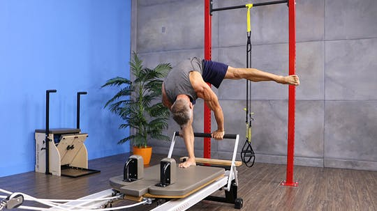Instant Access to Advanced Reformer Workout 10_24_16 by John Garey TV, powered by Intelivideo
