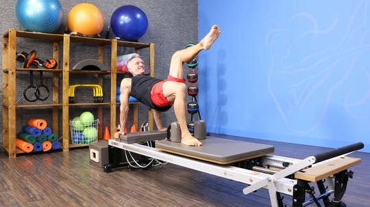 Advanced Reformer Workout 9_26_16 by John Garey TV