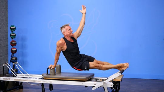 Advanced Reformer Workout 8-21-17 by John Garey TV, powered by Intelivideo