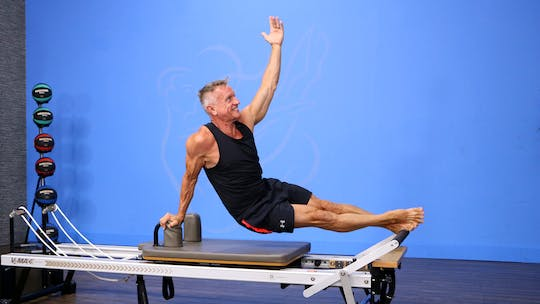 Instant Access to Advanced Reformer Workout 8-21-17 by John Garey TV, powered by Intelivideo