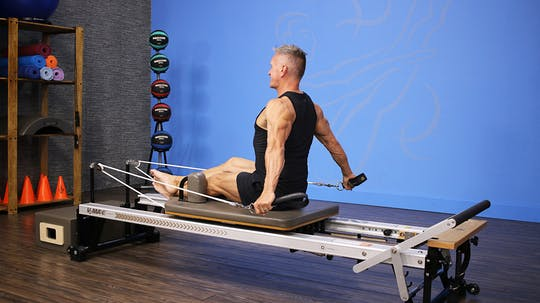 Beginner Reformer Challenge - 6_6_17 by John Garey TV, powered by Intelivideo