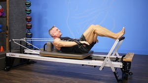 Instant Access to Beginner Reformer Strength Workout by John Garey TV, powered by Intelivideo