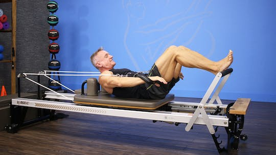 Beginner Reformer Strength Workout by John Garey TV, powered by Intelivideo