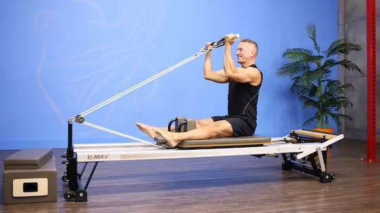 R013 - Best of March Conference Reformer Workout - 3_13_17 by John Garey TV