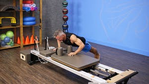 Instant Access to Best of March Conference Reformer Workout 2 - 3_20_17 by John Garey TV, powered by Intelivideo