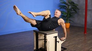 Instant Access to Chair Challenge Workout - 1_23_17 by John Garey TV, powered by Intelivideo