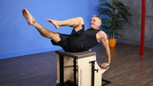 Chair Challenge Workout - 1_23_17 by John Garey TV