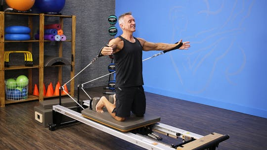Fitness Reformer Workout - 7_18_16 by John Garey TV