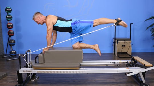 Instant Access to Intermediate Reformer Workout with Fitness Emphasis - 10_10_16 by John Garey TV, powered by Intelivideo