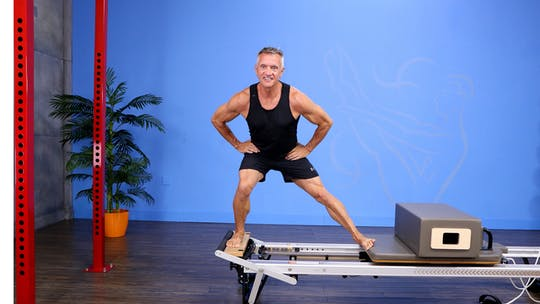 Pilates for Fitness - Lower Body Reformer Workout - 8_28_17 by John Garey TV