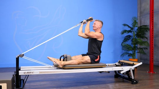 Pilates for Fitness - Reformer Upper Body Focus - 9_4_17 by John Garey TV