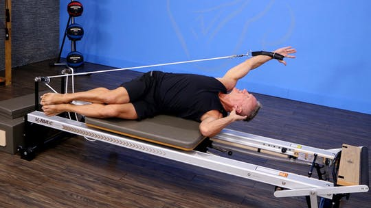Reformer Mobility Workout - 9_12_17 by John Garey TV, powered by Intelivideo