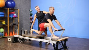 Instant Access to Reformer Strength Workout - 8_15_16 by John Garey TV, powered by Intelivideo
