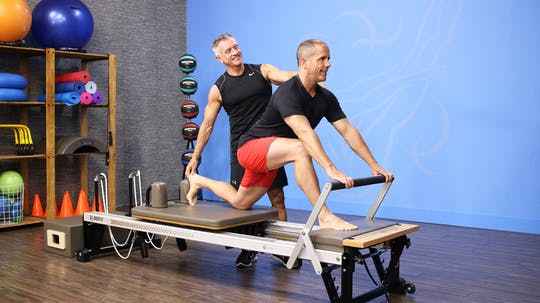 Reformer Strength Workout - 8_15_16 by John Garey TV, powered by Intelivideo