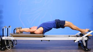 Instant Access to Reformer Workout - Hard to Teach Exercises - 8_7_17 by John Garey TV, powered by Intelivideo