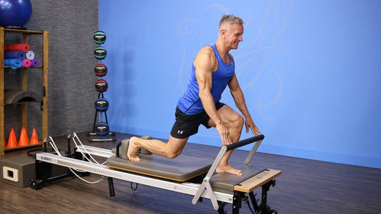 Reformer Workout with Glute and Leg Focus - 4_10_17 by John Garey TV