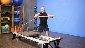 Instant Access to Reformer Workout with Roll Down Bar - 3_6_17 by John Garey TV, powered by Intelivideo