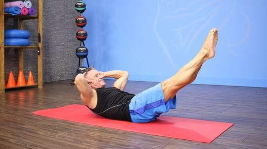 Instant Access to 1-11-17 Express Mat Workout by John Garey TV, powered by Intelivideo