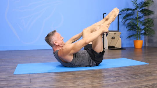 Instant Access to 10-12-16 Intermediate Mat Workout by John Garey TV, powered by Intelivideo