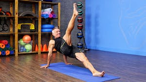 Instant Access to 10-26-16 Advanced Mat Workout by John Garey TV, powered by Intelivideo