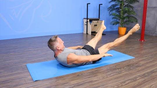 10-5-16 Ab Series Pilates Mat Ab Workout 2 by John Garey TV, powered by Intelivideo