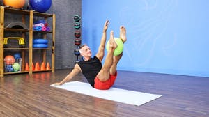 Instant Access to 11-16-16 Pilates Band and Mini Ball Workout by John Garey TV, powered by Intelivideo