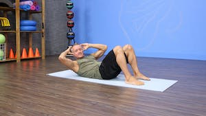 Instant Access to 11-23-16 Beginner Mat Workout by John Garey TV, powered by Intelivideo