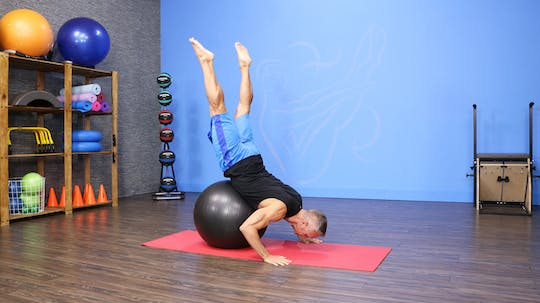Instant Access to 12-7-16 Mat Workout with Balls by John Garey TV, powered by Intelivideo