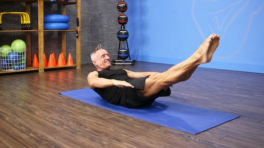 Instant Access to Pure Pilates Mat Workout by John Garey TV, powered by Intelivideo