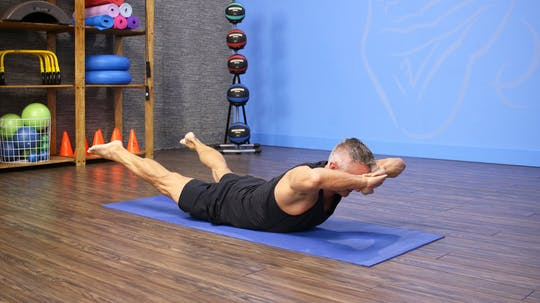 Instant Access to 3-15-17 Intermediate Mat Workout by John Garey TV, powered by Intelivideo