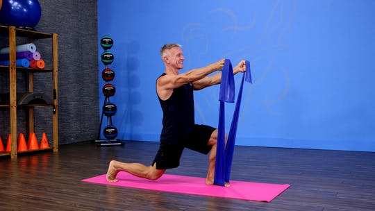 Ranch Mat Series - Level 2 Workout 2 by John Garey TV, powered by Intelivideo
